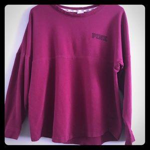 Victoria Pink Sweater